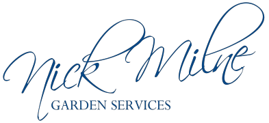Nick Milne Garden Services covers all aspects of garden maintenance, including improvement of existing mature gardens, the growth of vegetables and fruit and the initial, thoughtful planting of plants that best suit the environment and, of course, customer choice.